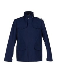 Nn.07 Nn07 Coats And Jackets Jackets Men Dark Blue