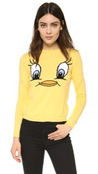 Paul And Joe Sister Looney Toons Tweety Bird Sweater Yellow