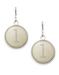 Alex And Ani Initial L Necklace Charm Silver
