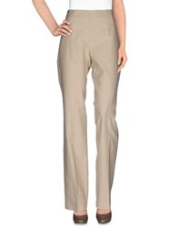 Tomaso Trousers Casual Trousers Women Beige