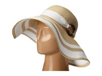 Lauren Ralph Lauren Paper Straw Bright Natural Sun Hat Natural Pearl Traditional Hats Beige