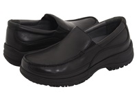 Dansko Wayne Black Full Grain Leather Men's Slip On Shoes