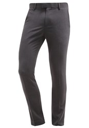 Kiomi Trousers Dark Grey Dark Gray