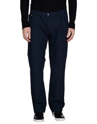 Iceberg Trousers Casual Trousers Men Dark Blue