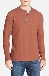 Men's Tommy Bahama 'Grand Thermal' Long Sleeve Henley