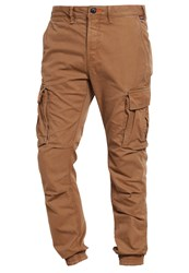 Superdry Rookie Cargo Trousers Courier Beige