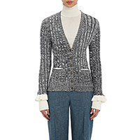 Philosophy Di Lorenzo Serafini Women's Marled Cable Knit Cardigan No Color