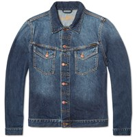 Nudie Jeans Nudie Kenny Denim Jacket Blue Mood