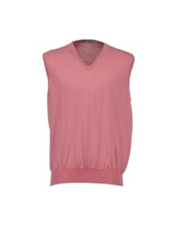 Maestrami Sweater Vests Coral
