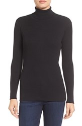 Vince Camuto Women's Ribbed Cotton Turtleneck Sweater