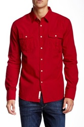 Micros Blind Textured Woven Shirt