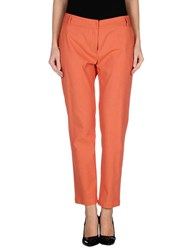 Niu' Trousers Casual Trousers Women Rust