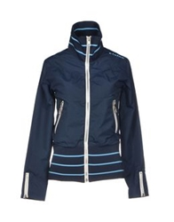 Elvine Jackets Dark Blue
