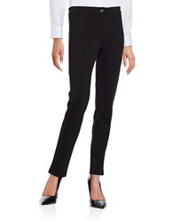 Karl Lagerfeld Straight Leg Pants Black
