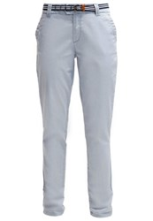 Esprit Chinos Pastel Blue Light Blue