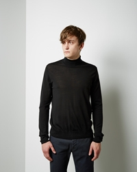 Acne Studios Clissold Turtleneck Black