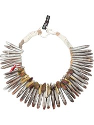 Afroditi Hera Tribal Necklace Multicolour