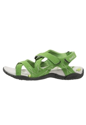 Kamik Bali Walking Sandals Light Green