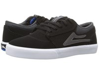 Lakai Griffin Little Kid Big Kid Black Synthetic Men's Skate Shoes