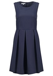 Patrizia Pepe Cocktail Dress Party Dress Blue Dark Blue