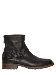 Belstaff Trailmaster Hand Waxed Leather Boots