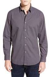 Men's Zagiri 'Tomorrow People' Regular Fit Dot Print Sport Shirt