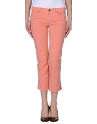 Jeckerson 3 4 Length Shorts Salmon Pink