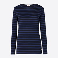 Armor Lux Navy Blue Breton Top
