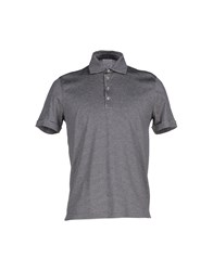 Malo Topwear Polo Shirts Men Dark Blue