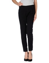 Paul And Joe Casual Pants Black