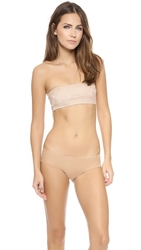 Top Secret Secret Weapon Lace Bandeau Nude