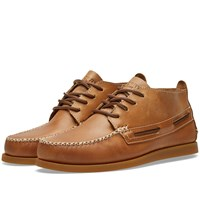 Sperry Topsider Authentic Original Wedge Chukka Neutrals