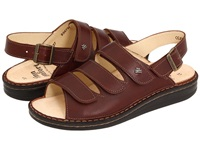 Finn Comfort Sylt 82509 Brandy Country Soft Footbed Women's Shoes Brown