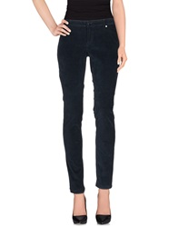 Genetic Denim Casual Pants Dark Blue