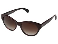 Paul Smith Aberdeen Red Ruby Tortoise Spice Brown Gradient Fashion Sunglasses