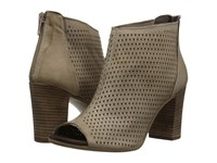 Kenneth Cole Nina Taupe Women's Zip Boots