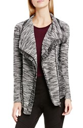 Vince Camuto Women's Two By Asymmetrical Marled Jacket