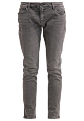 Earnest Sewn Astor Relaxed Fit Jeans Xpro Grey Grey Denim