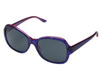 Versace Ve4259 Baroque Blue Grey Fashion Sunglasses