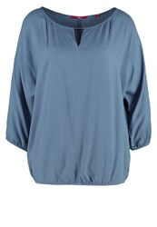 S.Oliver Blouse Dusty Blue