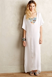 Anthropologie Ronit Cover Up White
