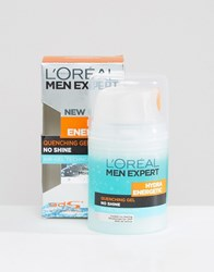 L'oreal Paris Men Expert Hydra Energetic Moisturiser Quenching Gel 50Ml Multi