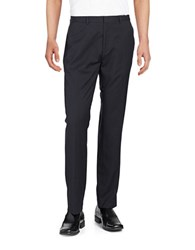 Calvin Klein Slim Fit Dress Pants Midnight Navy