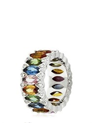 Niquesa Amore Rainbow Sapphires Ring