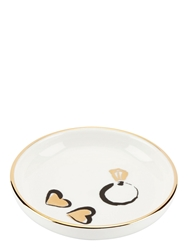 Kate Spade Daisy Place Ring Dish White
