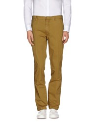Pence Trousers Casual Trousers Men Military Green