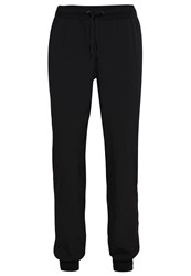 New Look Tracksuit Bottoms Black