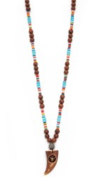 Hipchik Couture Brittany Necklace Multi