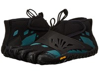 Vibram Fivefingers Spyridon Mr Elite Black Blue Women's Shoes