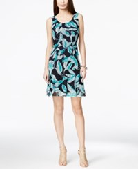 Alfani Floral Lace A Line Dress Only At Macy's